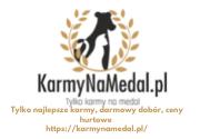 Najleposzy sklep z karmami - karmyna medal